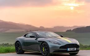 Picture sunset, Aston Martin, 2018, DB11, AMR, Signature Edition