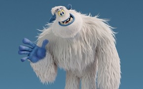 Picture cartoon, cartoon, character, Smallfoot, Smallfoot