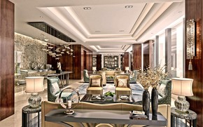 Picture style, furniture, interior, chairs, sofas, living room, decor