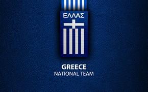 Picture wallpaper, sport, logo, football, Greece, National team