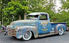 Picture Chevrolet, 3100, Pick Up