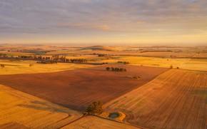 Picture Australia, Victoria, Smeaton Sunrise, Moorookyle