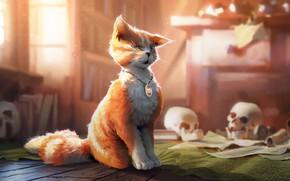 Picture Figure, Cat, Cat, Art, Art, Cat, Illustration, Characters, by Morten Solgaard Pedersen, Morten Solgaard Pedersen