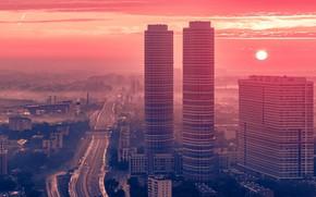 Picture the city, tower, Сергей Полетаев, Sergei Poletaev