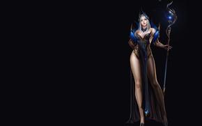 Picture fantasy, art, Magician, costume design, TaeKwon Kim(A-rang)
