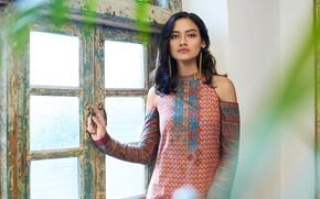 Picture girl, beautiful, model, beauty, indian, makeup, fashion model