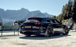 Picture Porsche, Panamera, TechArt, Sport Turismo, Grand GT, 2019