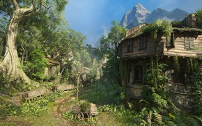 Picture Naughty Dog, Playstation 4, Uncharted 4: A Thief's End, Libertaliya