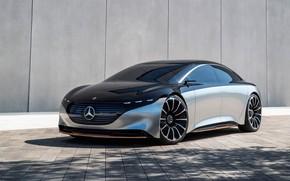 Picture Mercedes-Benz, Mercedes, Mercedes, Mercedes Benz, Vision EQS, Mercedes-Benz Vision EQS