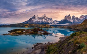 Picture Patagonia, chile, Torres del Paine