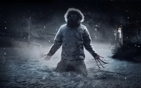 Picture horror, The Thing, Something