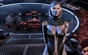 Picture Mass Effect, Mass Efect 2, Mass Breakfast Room 3, IDA