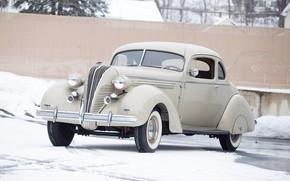 Picture Car, Classic, Retro, Hudson