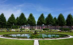 Picture Park, photo, Germany, Schwetzingen Palace