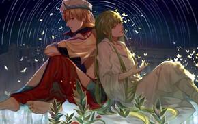 Picture Two, Gilgamesh, Fate / Grand Order, The destiny of a great campaign