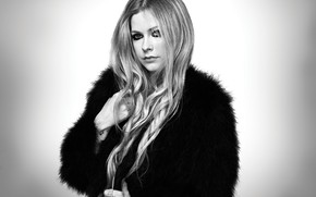 Picture Girl, Girl, Avril Lavigne, Singer, Singer, BeautIful