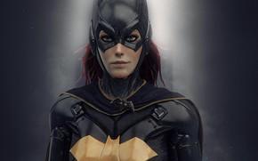 Picture girl, mask, costume, girl, armor, suit, DC Comics, batgirl, batgirl, Barbara Gordon, Batman Arkham Knight, …