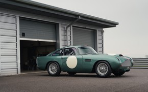Picture Aston Martin, Garage, Classic, 2018, Classic car, 1958, DB4, Sports car, Aston Martin DB4 GT …