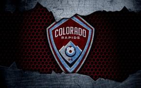Picture wallpaper, sport, logo, football, Colorado Rapids