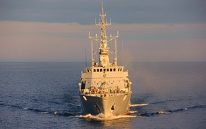 Picture Baltika, Navy, basic, minesweeper, project 12700, Alexander Obukhov