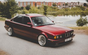 Picture BMW, E34, 5-Series, 520I