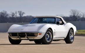 Picture Convertible, Sportcar, Chevrplet Corvette ZR-1