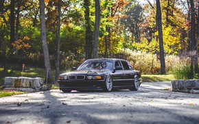 Picture car, bmw, BMW, Boomer, e38, 7 series, E38