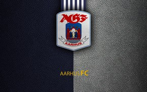 Picture wallpaper, sport, logo, football, Aarhus