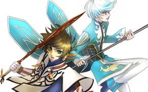 Picture anime, art, Sword, guys, Tales Of Zestiria