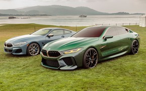 Picture concept, BMW, Gran Coupe, 2020