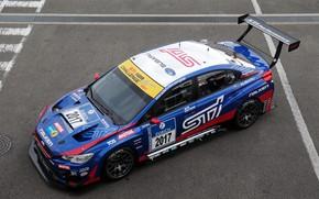 Picture Subaru, Subaru WRX STI, 2017, STI Performance, Subaru WRX, Subaru WRX STI Race Car