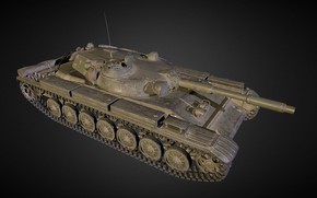 Picture Russia, T-100 LT, Experienced light tank