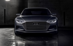 Picture Concept, light, Audi, coupe, front, Coupe, 2014, Prologue