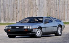 Picture DeLorean DMC-12, DeLorean, 1982, Sports car
