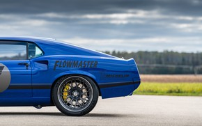 Picture Ford, Road, Disk, Wheel, 1969, Ford Mustang, Muscle car, Mach 1, Classic car, Sports car, …