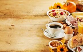 Picture berries, food, Breakfast, juice, fruit, jam, cutting, granola