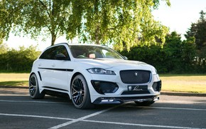 Picture Jaguar, CLR, Tuning, Lumma Design, F-Pace