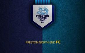 Picture wallpaper, sport, logo, football, English Premier League, Preston North End