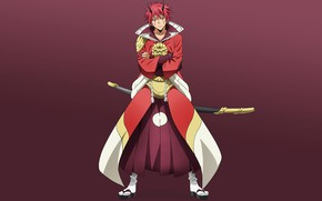 Picture look, the demon, guy, cloak, About my reincarnation in slime, That Time I Got Reincarnated …