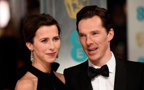 Picture two, Benedict Cumberbatch, Benedict Cumberbatch, wife, alibi, Sophie Hunter