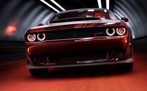 Picture Auto, The game, Machine, Dodge, Challenger, Game Art, Mikhail Sharov, Forza Horizon 4, Transport & …