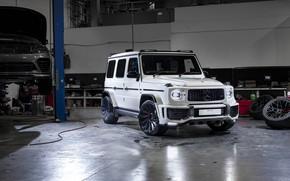 Picture Mercedes-Benz, AMG, G-Class, Gelandewagen, G63, 2019, Urban Automotive