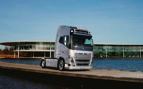 Picture Volvo, Mclaren, FH 16 750