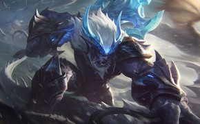 Picture monster, League Of Legends, Trundle
