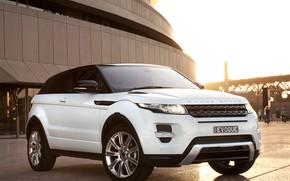 Picture Evoque, Ewok, Land Rover, Lend rover