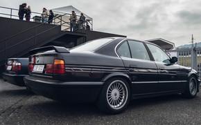 Picture BMW, E34, ALPINA, B10, 5-Series