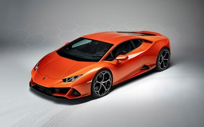 Picture machine, Lamborghini, sports, drives, Evo, Huracan
