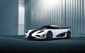Picture coupe, hypercar, Koenigsegg Agera RS