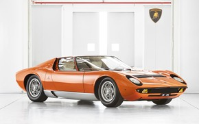 Picture Lamborghini, 1969, Miura, P400