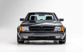 Picture AMG, COUPE, C126, Mercedec - Benz
